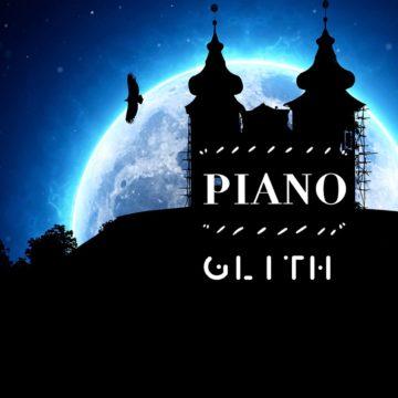 Бит Piano glith